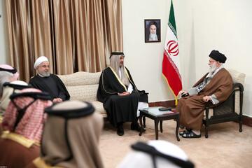 نماهنگ   اخراج آمریکا از منطقه؛ سیاست راهبردی ایران