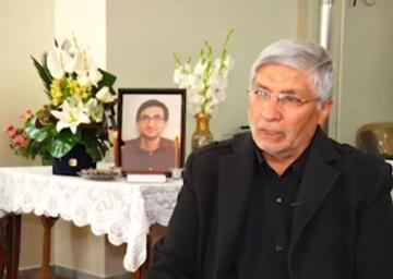 فیلم| اظهارات پدر یکی از جانباختگان سقوط هواپیما