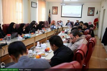 بالصور/ المؤتمر الصفحي لمؤتمر قابليات العلوم الإنسانية لتحقيق الخطوة الثانية للثورة الإسلامية بقم المقدسة