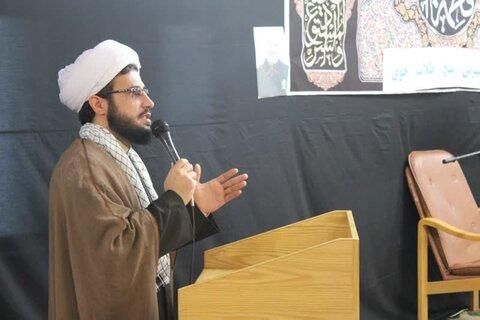 حجت الاسلام ناصر اکبرزاده