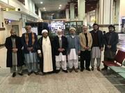 ملی یکجہتی کونسل پاکستان کا اعلی سطحی وفد ایران کے دورے کے لیے روانہ