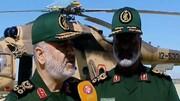 سپاه پاسداران پای کار مردم سیل زده سیستان و بلوچستان
