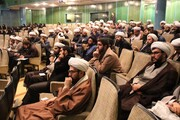 نشست صمیمی مبلغین طرح امین با مدیر حوزه تهران+ عکس