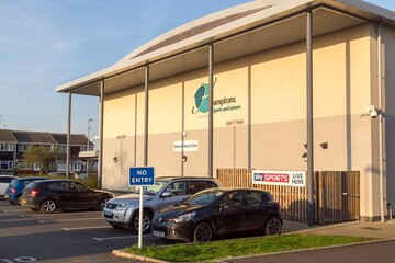 UK leisure centre could become home to a mosque after £2m bid