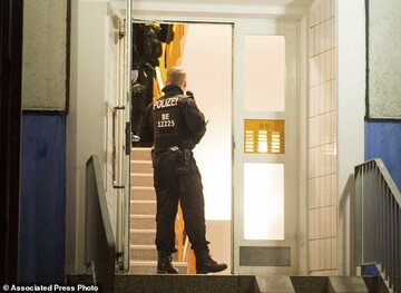 Germany: Police raids over suspected  attack plans