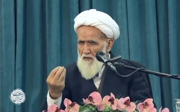 فیلم| صحبت های مرحوم آیت الله حائری شیرازی درباره حاج قاسم سلیمانی