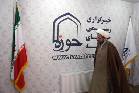 بازدید رئیس دفتر تبلیغات اسلامی از رسانه رسمی حوزه