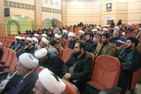 گردهمایی طلاب و روحانیون شهر سنندج