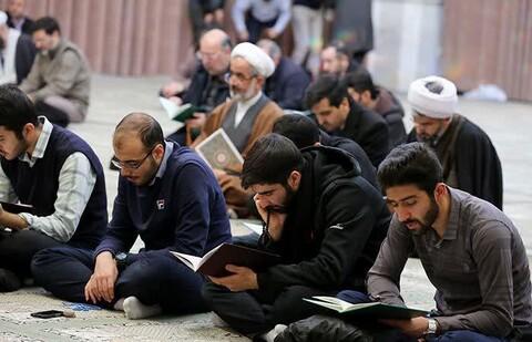 مراسم بزرگداشت جانباختگان سقوط هواپیما در دانشگاه تبریز