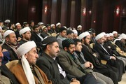 """بالصور/ الاجتماع التحضيري التاسع لـمؤتمر """"المقاومة الأسلامية من وجهة نظر القرآن"""" في سنندج غربي إيران"""