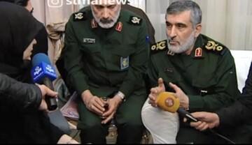 فیلم| سردار حاجی زاده از دلایل تاخیر در اطلاع رسانی درباره هواپیمای اوکراینی میگوید
