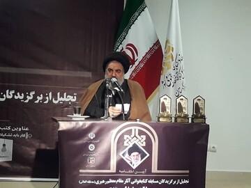 آمار سرانه مطالعه در شأن ملت بزرگ ایران نیست