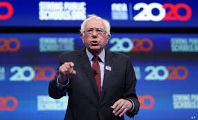 Bernie Sanders fears 'lying' Trump could spark war with Iran