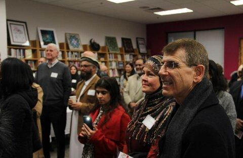 اتحاد مدنی مسلمانان ویسکانسون نشست «دیدار با نامزدها» را برگزار کرد