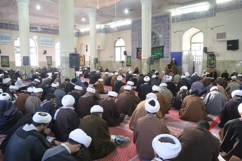 جلسه درس اخلاق آیت الله محسن فقیهی