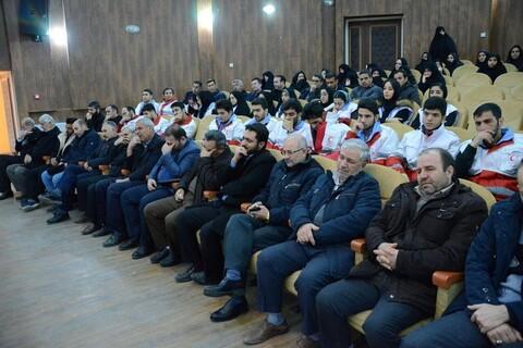 اجلاسیه گام دوم انقلاب با رویکرد توسعه و پیشرفت در سایه اقتصاد اسلامی و بصیرت سیاسی در شهرستان شوط