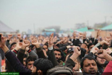 """بالصور/ مجلس تأبين لـ""""شهداء المقاومة"""" في العاصمة الباكستانية"""