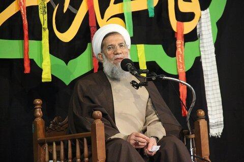 حجت الاسلام محمد حسنی