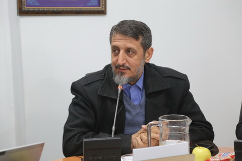 نشست علمی با موضوع شهیدان حاج قاسم سلیمانی و ابومهدی المهندس، مقاومت و تداوم انقلاب