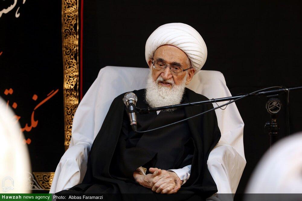 آیت الله کریمی عمر خود را در مسیر اسلام و خدمت به نظام سپری کرد