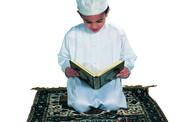 احکام شرعی   حکم خواندن سوره های نماز از روی خط قرآن