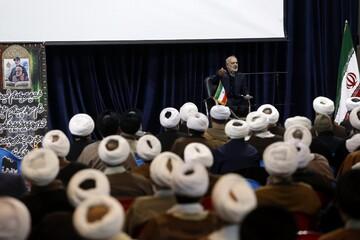 خون بهای شهید سردار سلیمانی اخراج آمریکایی ها از منطقه است