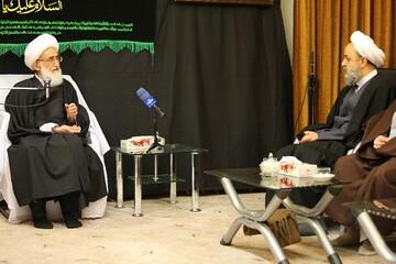 دیدار دبیرکل مجمع جهانی تقریب مذاهب اسلامی با مراجع تقلید و علما