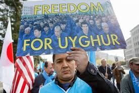 Event launched in support of the Chinese Uyghur Muslims