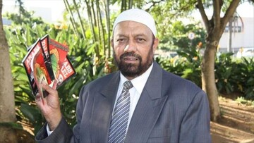 Son of noted late Muslim preacher shot in South Africa