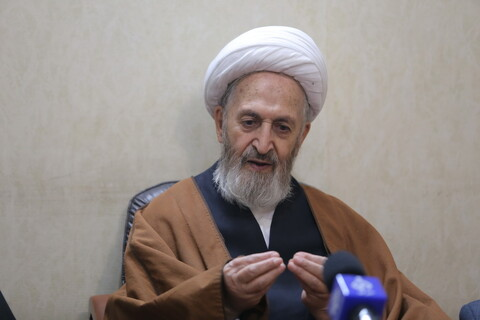 دیدار دبیرکل مجمع جهانی تقریب مذاهب اسلامی با مراجع و علما