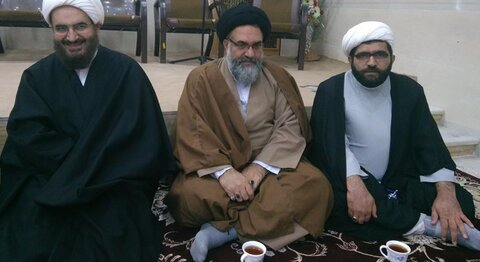 سید نصیر حسینی امام جمعه یاسوج
