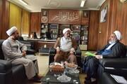 تفاهمنامه همکاری بین تبلیغات اسلامی و اوقاف و امور خیریه بوشهر منعقد شد