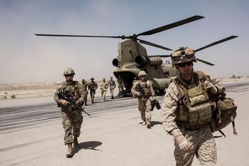 افغانستان هم خروج آمریکایی ها را به صدا درآورد