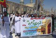 اعزام کاروان زیارتی «هری تا حرم» به مشهد مقدس