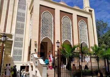 مراسم درهای باز مسجد ۱۷۰ ساله در بنگلور هندوستان