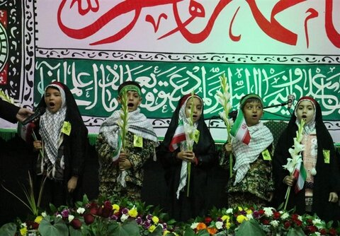 یادواره شهدای درجزین در استان سمنان