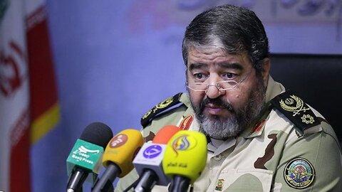 سردار جلالی ، رئیس سازمان پدافند غیرعامل کشور