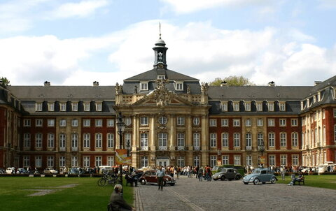 دانشگاه مونستر آلمان