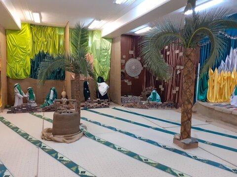 نمایشگاه یاس نبی