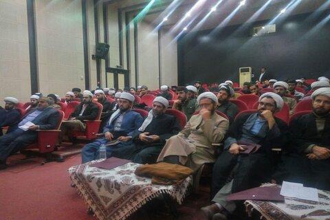 دوره تربیت مبلغان تقریب مذاهب در کرمانشاه