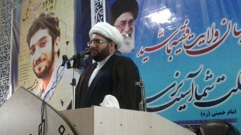حجت الاسلام محمدرضا امیدی، امام جوکار