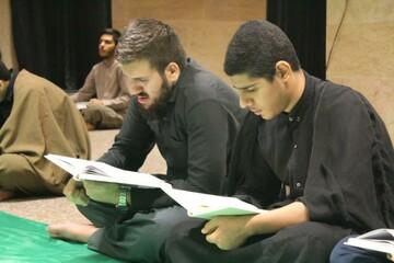 محفل «انس با قرآن» هر روز در مدرسه علمیه کامیاران برگزار می شود
