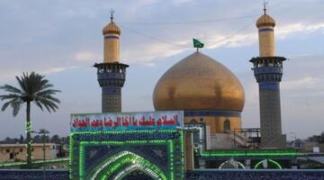القاسم بن الإمام الكاظم (ع) رمز المدينة الخضراء