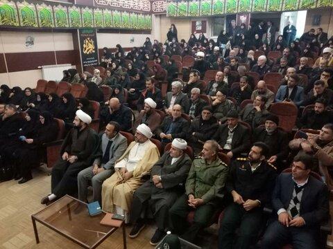 تصاویر/ پیش کنگره شعر اهل بیت (ع) در شهرستان قروه