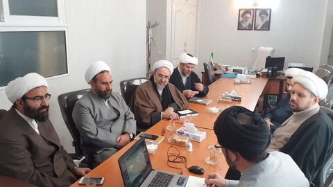 نخستین جلسه شورای پژوهش حوزه علمیه استان تهران