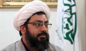 حجتالاسلام فائزی ، معاون فرهنگی و اجتماعی سازمان اوقاف خوزستان