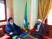 السيد الخراساني: الوحدة بين الأمة الإسلامية مفتاح كل خير