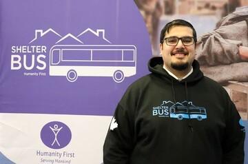 نقش موثر «پناهگاه اتوبوسی» مسلمانان برای بی خانمان ها در تورنتو