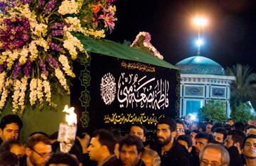 احکام شرعی | تشییع نمادین حضرت زهرا (س)؛ آری یا خیر!؟