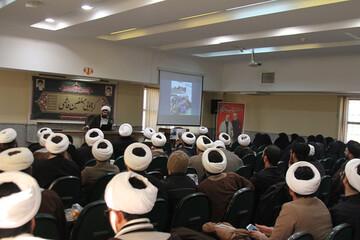 تصاویر/ گردهمایی مبلغین فاطمی استان همدان
